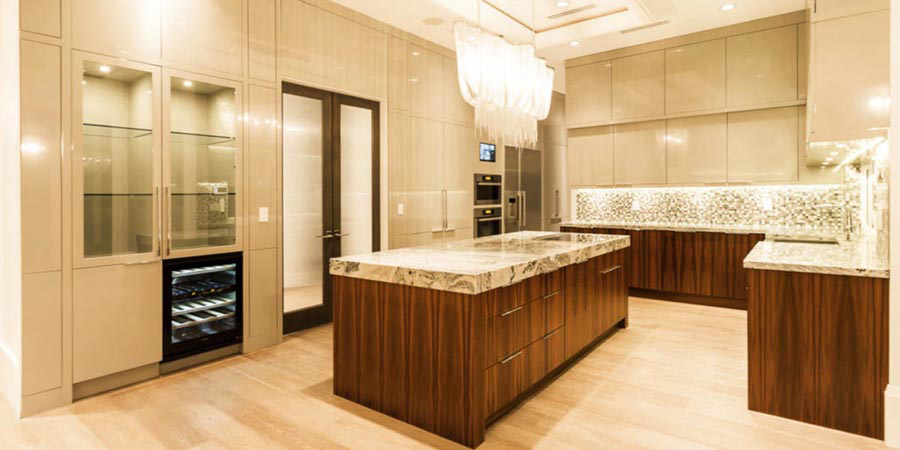 Picture for category Contemporary Kitchens